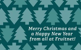 Merry Christmas from everyone at Fruitnet.com
