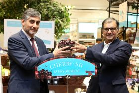 Chile's first cherry promotion in India