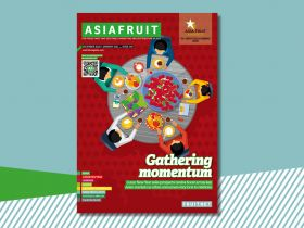 Asiafruit December/January out now