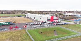Tong pushes ahead with new factory