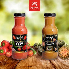 La Palma launches Cherrymole veg drinks