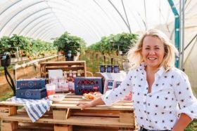 Strawberry brand donates £12k to Prince's Trust