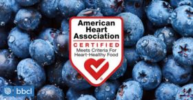 Chilean blueberries get Heart-Check accreditation