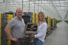 BelOrta auctions first aubergines