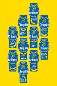 Chiquita promotes banana benefits on labels