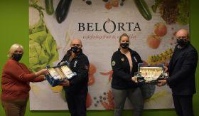 BelOrta auctions first asparagus