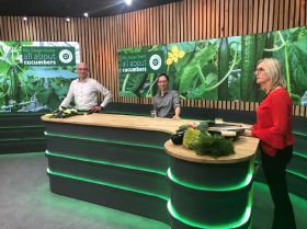 Rijk Zwaan discusses cucumber research