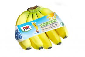 Dole's bananas get new sustainable wrap