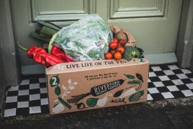 Home compostable bag move for Riverford