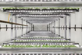 Infarm launches high-tech Growing Center
