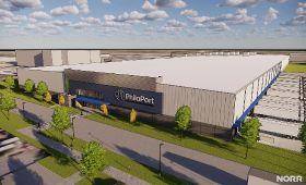 PhilaPort breaks ground on new warehouse