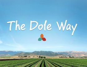 Dole launches sustainability campaign