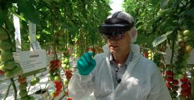 Syngenta uses AR to welcome clients