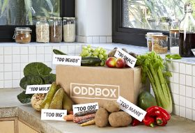 Oddbox makes bold food waste pledge