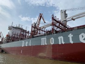 Del Monte moves sustainable ships west