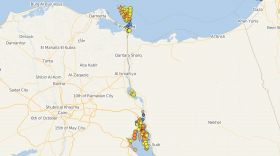 Suez shutdown delays fruit supply