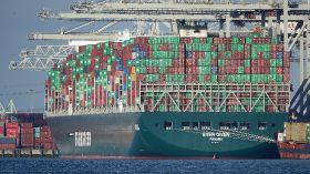 European ports brace for surge after Suez crisis