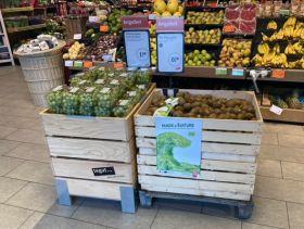 Tegut promotes Italian organic kiwifruit