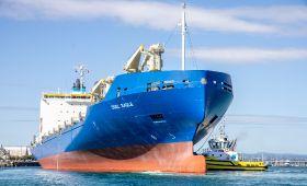 First NZ Zespri shipment heads for Europe