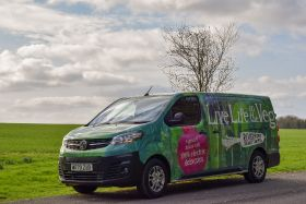 Riverford launches fully electric deliveries in Bristol