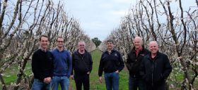 Goulburn Valley orchards to merge