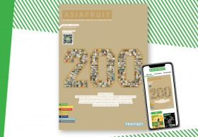 Asiafruit's 200th issue out now