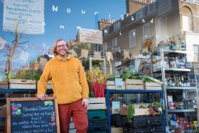 Local salad boost for Nourished Communities