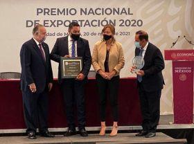 APEAM scoops export prize