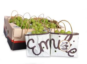 Success for Emilie grapes from India