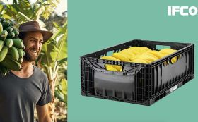 Ifco launches new banana crate