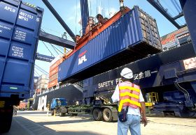 No sign of shipping relief in China