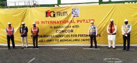 IG International sends fresh fruit via rail