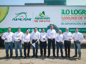 Mexican avo exports to US smash 1m tonne barrier