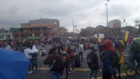 Colombian losses mount as protests continue