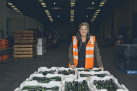 Catherine Velisha recognised by industry