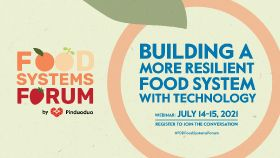 Pinduoduo Food Systems Forum talks tech