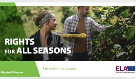 ELA launches seasonal worker campaign