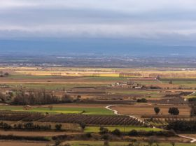 Lleida agriculture the focus of climate change study
