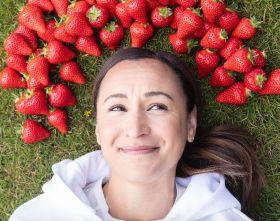 Premium strawberry sales soar in UK