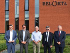 Ministers talk sustainability at BelOrta