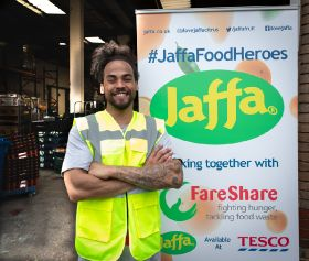 FareShare and Jaffa combat school holiday hunger