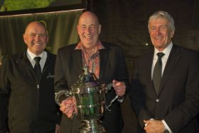 Mike Chapman recognised for career