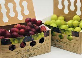 Greenyard USA launches grape packaging