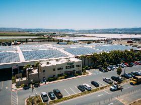 Driscoll's converts facility to solar