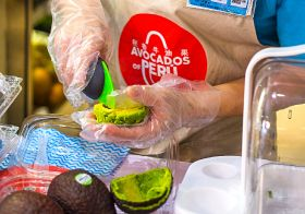 Peruvian avocados promoted in China