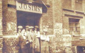 JO Sims celebrates 125 years