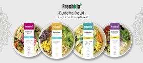 Freshkia launches health-conscious Buddha Bowls