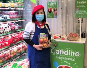 High hopes for Candine in Asia
