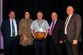NZAPI recognises John Randall