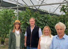 Clock House Farm hosts recruitment roundtable